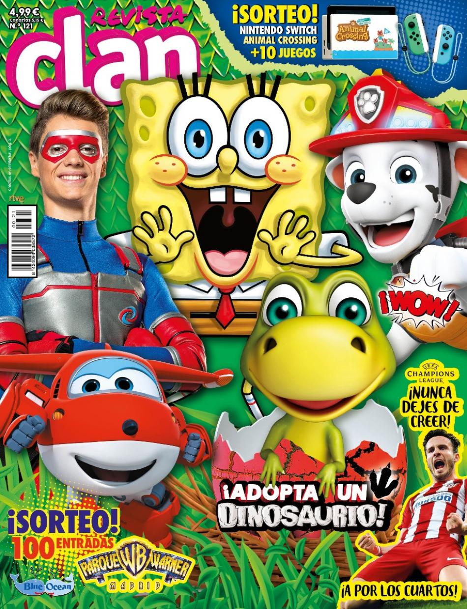 Revista Clan Marzo 2020