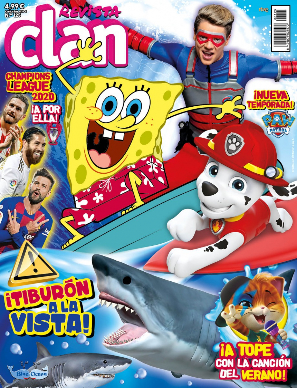 Revista Clan Julio 2020