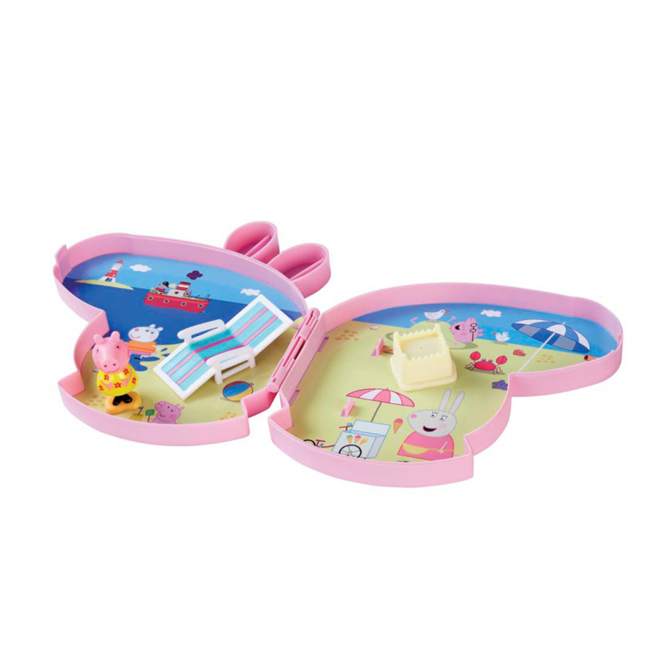 Playset Maletin Peppa Pig