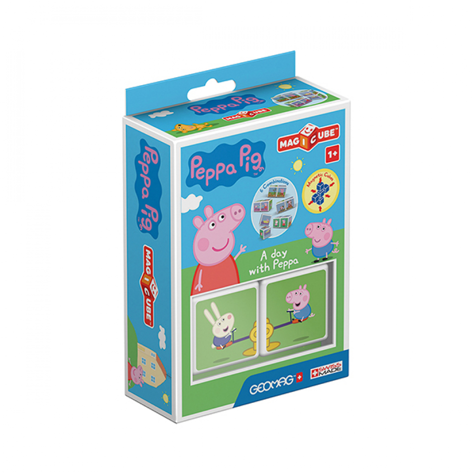 Magicube A day with Peppa Pig