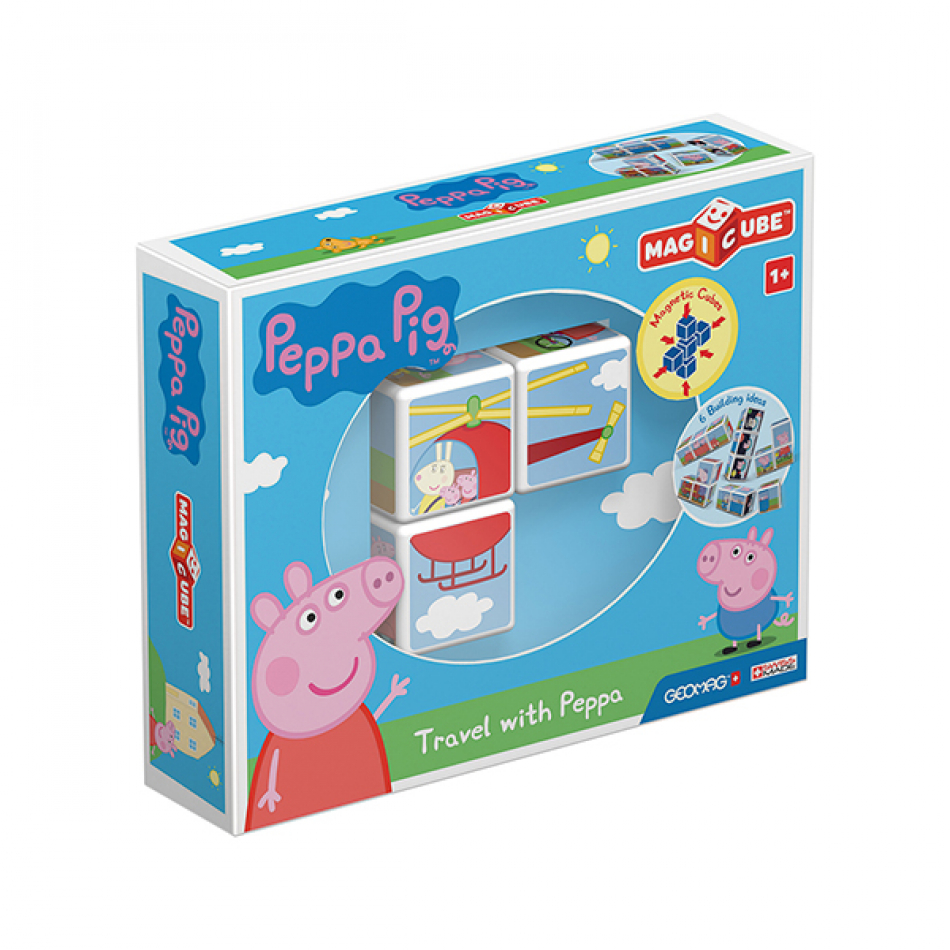 Magicube Travel with Peppa Pig