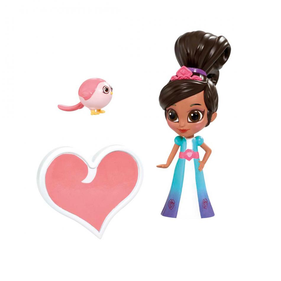 Figuras Nella y Sus Amigos: Nella princesa