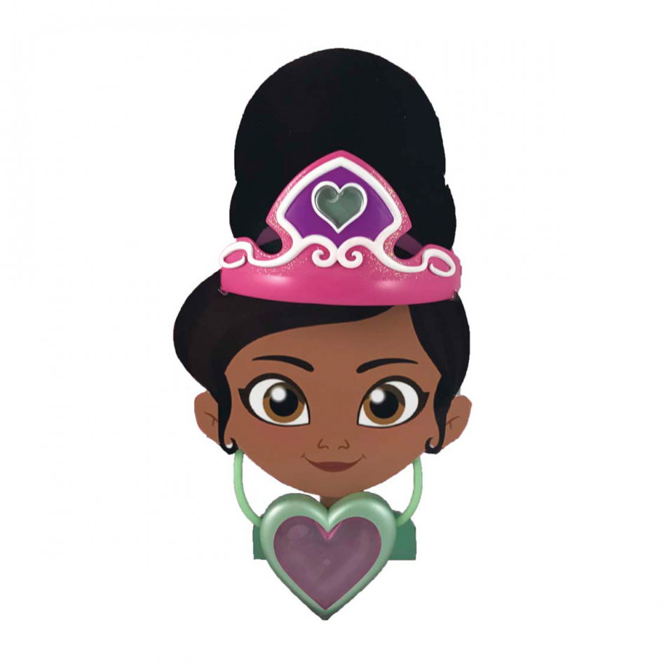 Colgante de Nella Valiente y Tiara de Princesa
