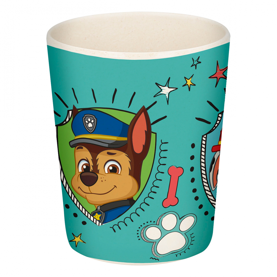 Vaso bambú 270ml. La Patrulla Canina Dream