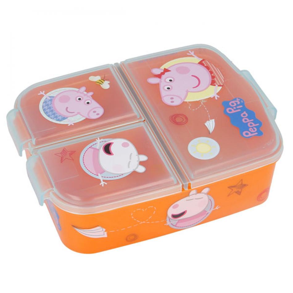 Sandwichera Multiple Peppa Pig Core