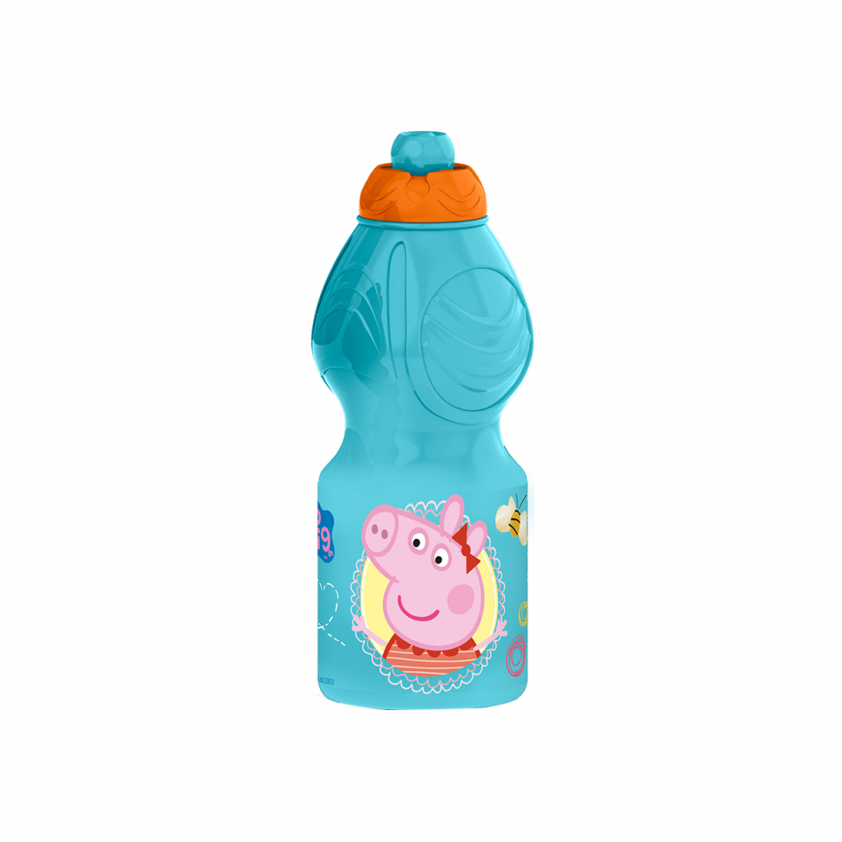 Botella Sport 400 Ml | Peppa Pig Core