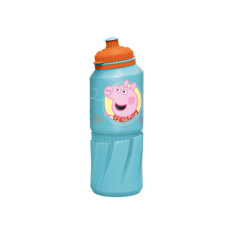 Botella easy sport 530ml. Peppa Pig Core