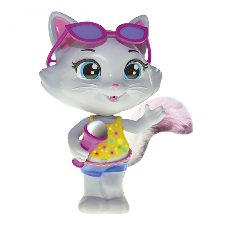 44 Gatos - Figura Milady con Funciones 20 cm
