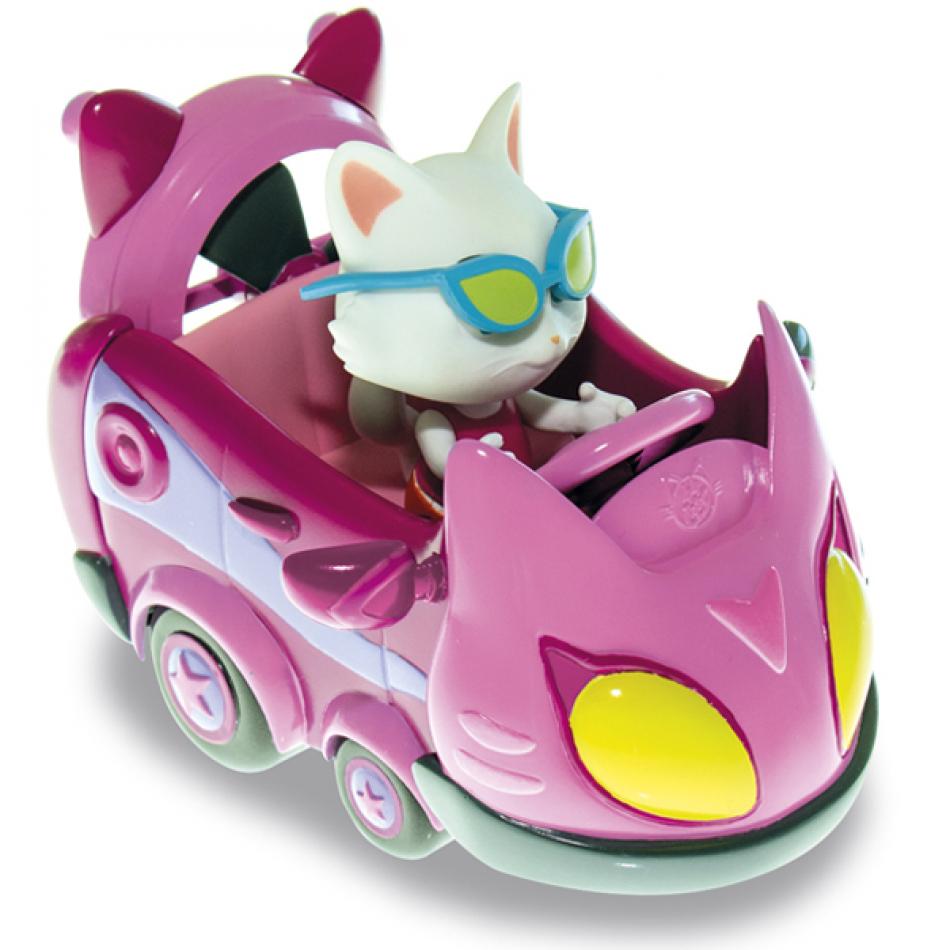 44 Gatos - Milady con Vehículo