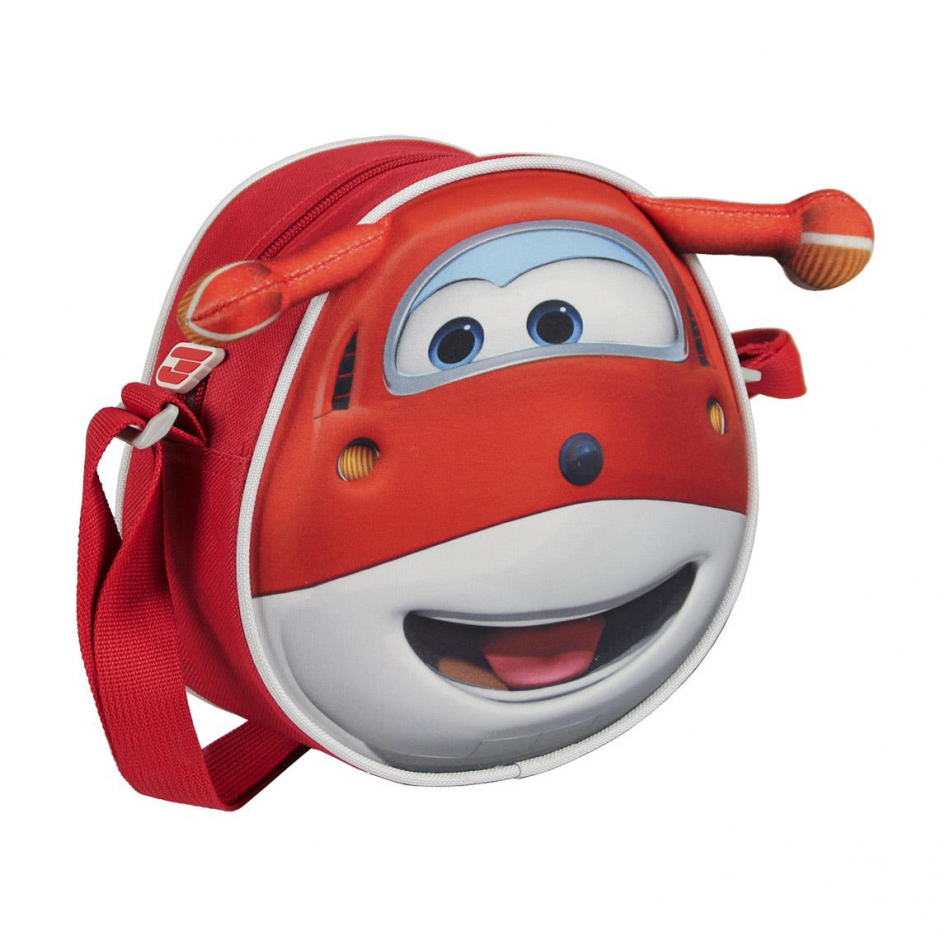 Bolso bandolera 3D Super Wings