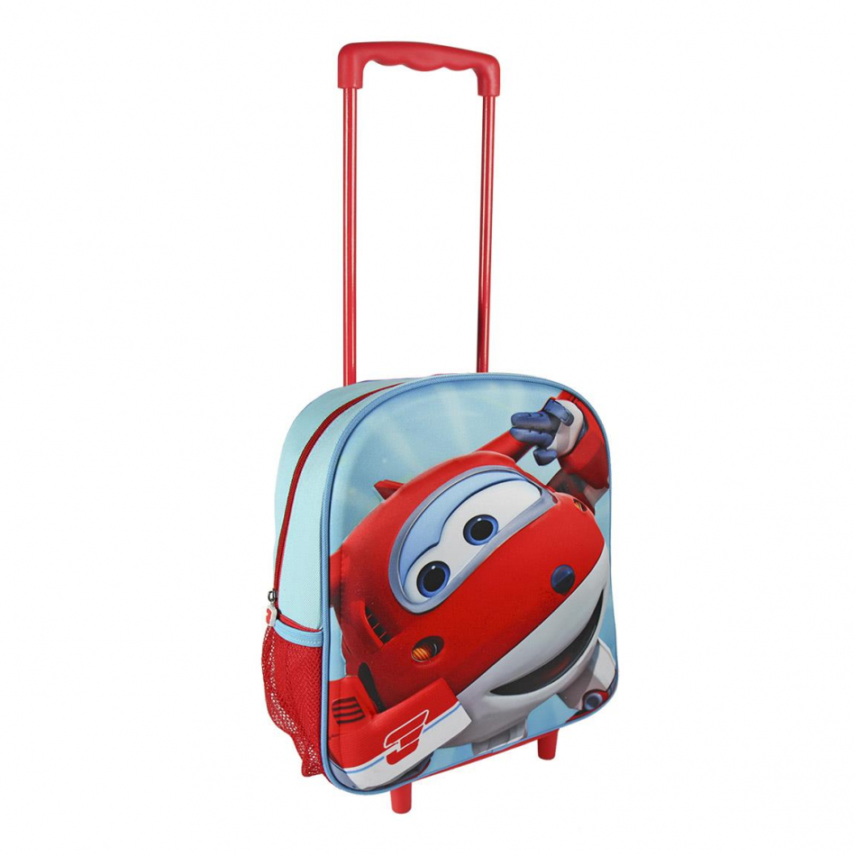 Carro infantil 3D Super Wings