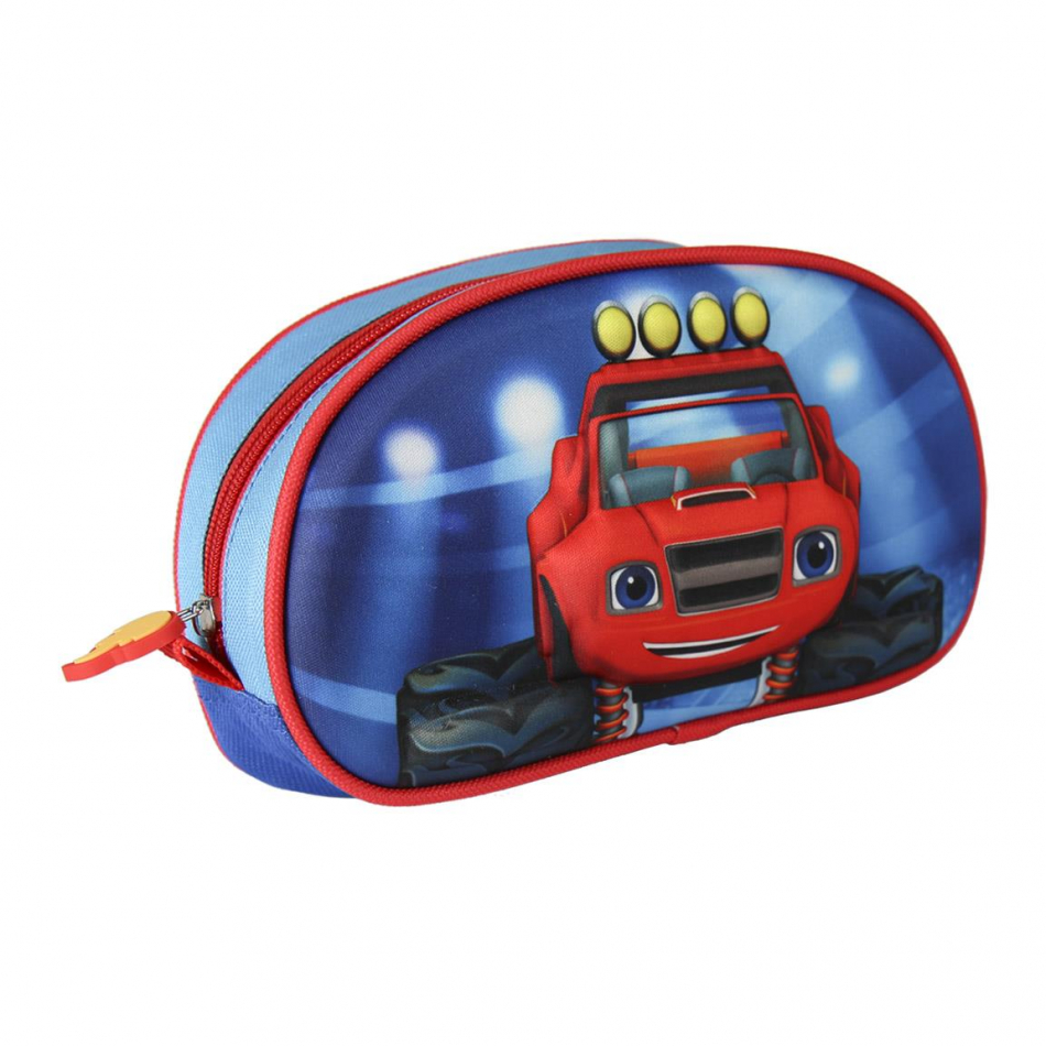 Estuche 3D Blaze and the Monster machines