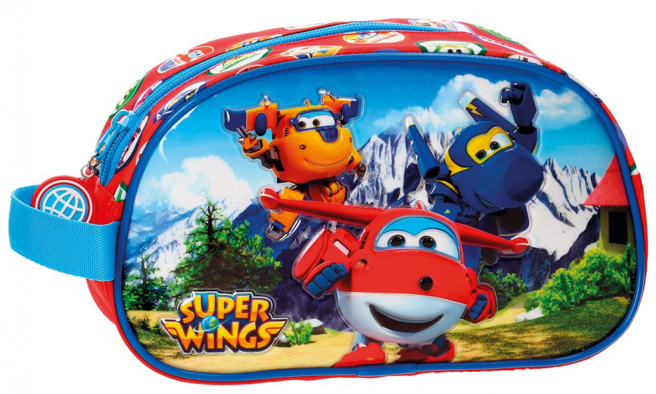 Neceser adaptable Super Wings Mountain