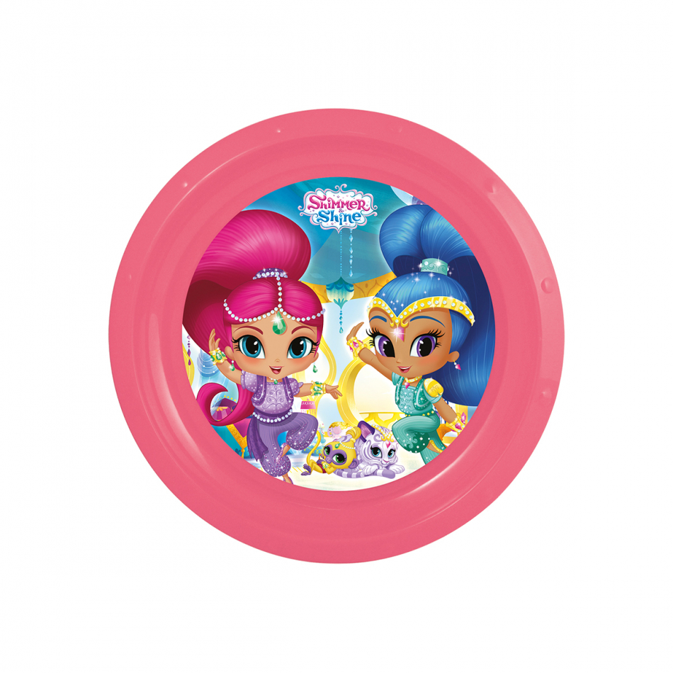 Plato easy Shimmer y Shine Palace