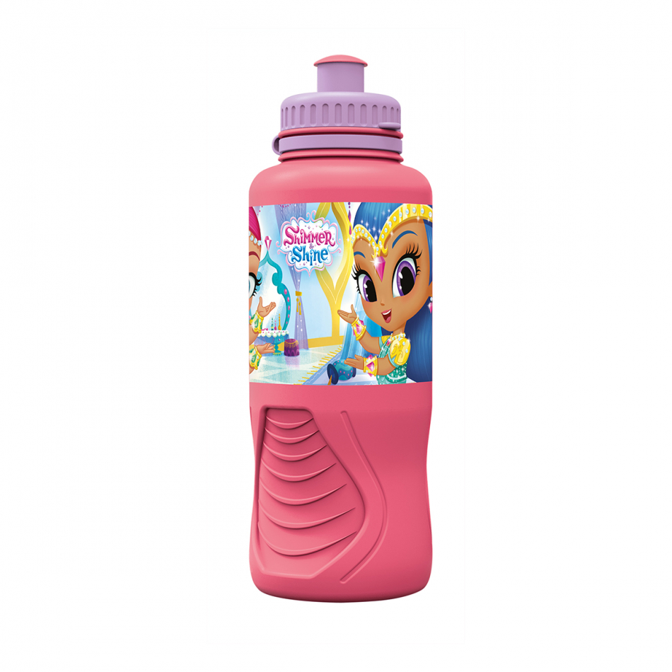 Botella ergo 400ml. Shimmer y Shine