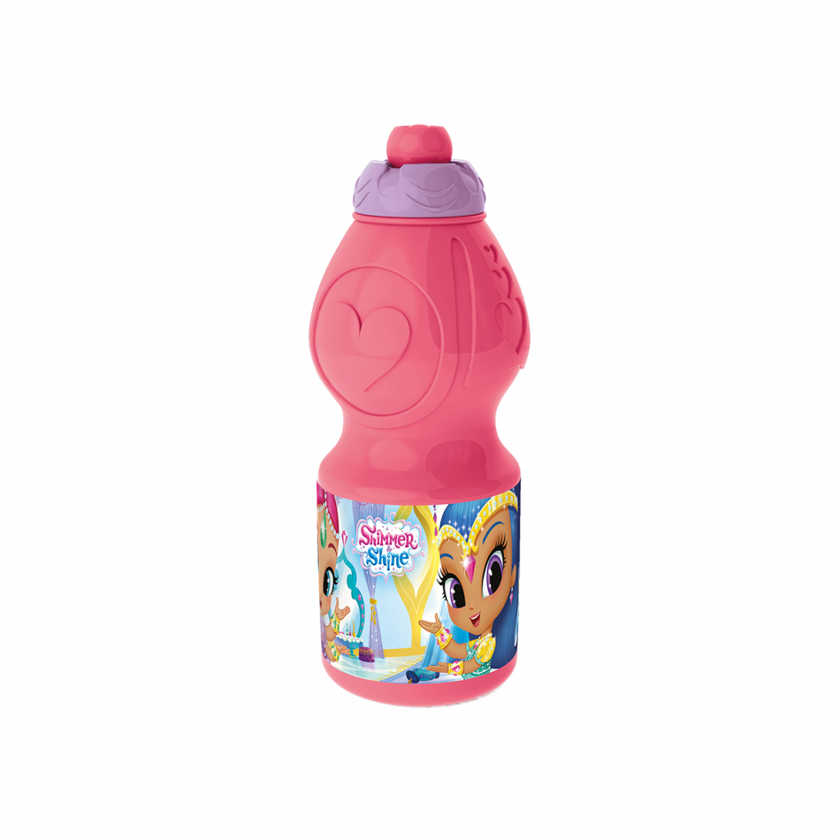 Botella sport 400ml. Shimmer y Shine Palace