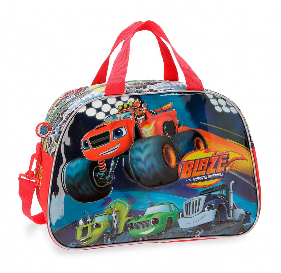 Bolsa de viaje 40 cm. Blaze and the Monster machines - Blaze
