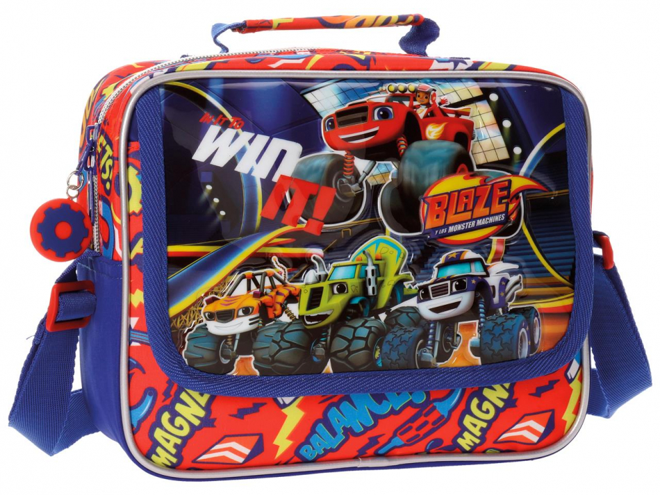 Neceser bandolera adaptable Blaze and the Monster machines - Group