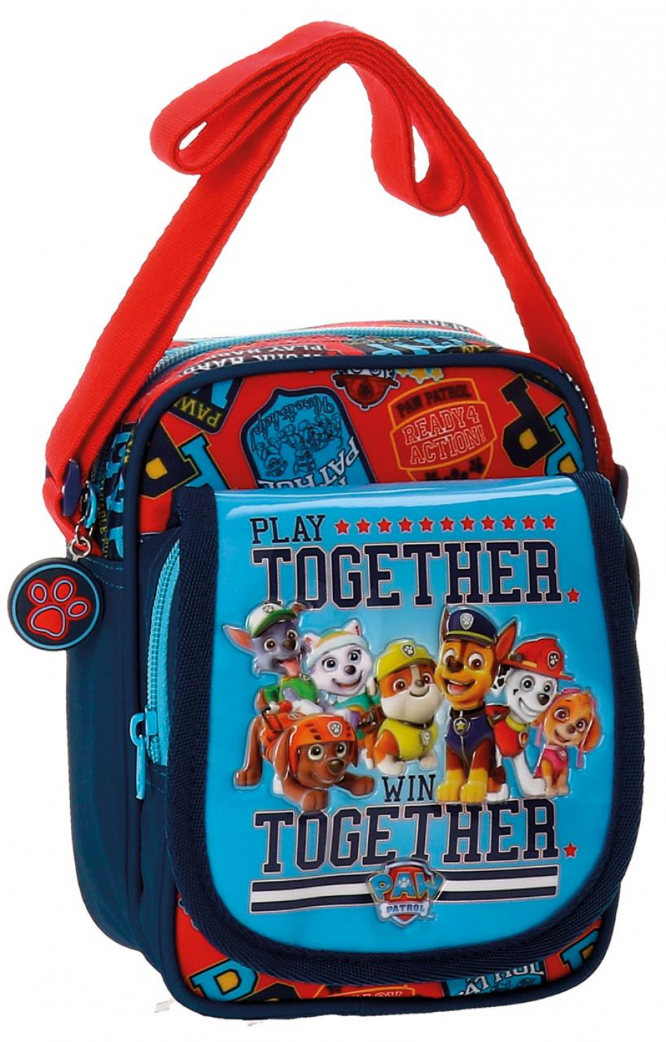 Bandolera La Patrulla Canina Play together