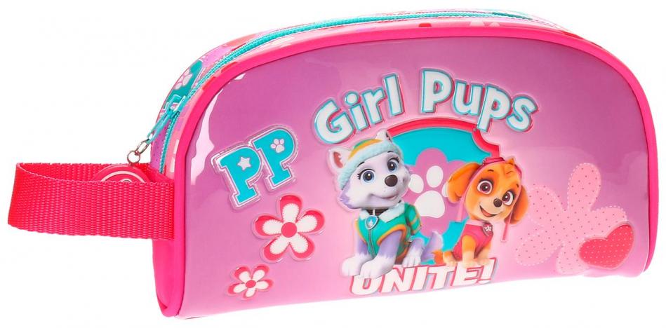Neceser La Patrulla Canina Girls pups