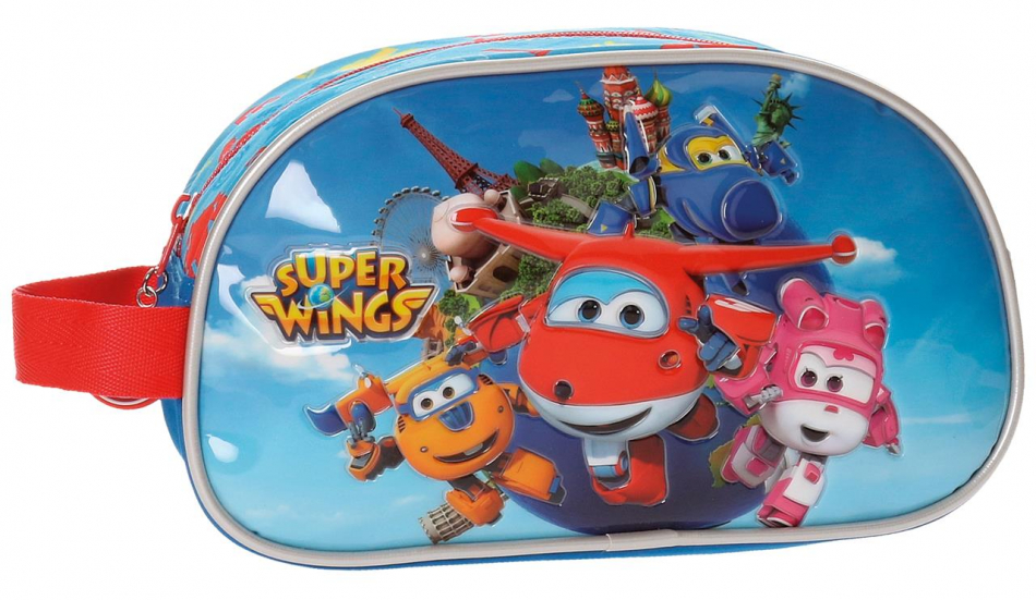 Neceser adaptable Super Wings