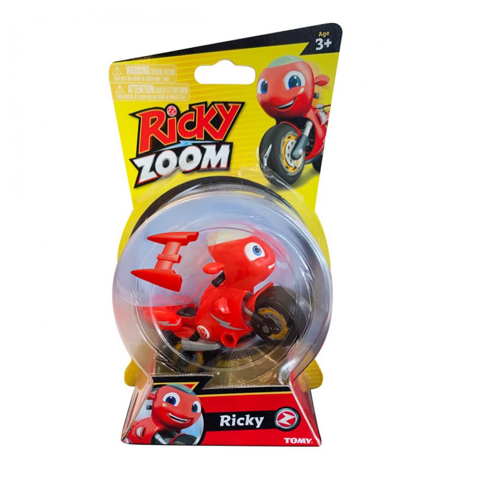Ricky Zoom Personajes Basico - Ricky
