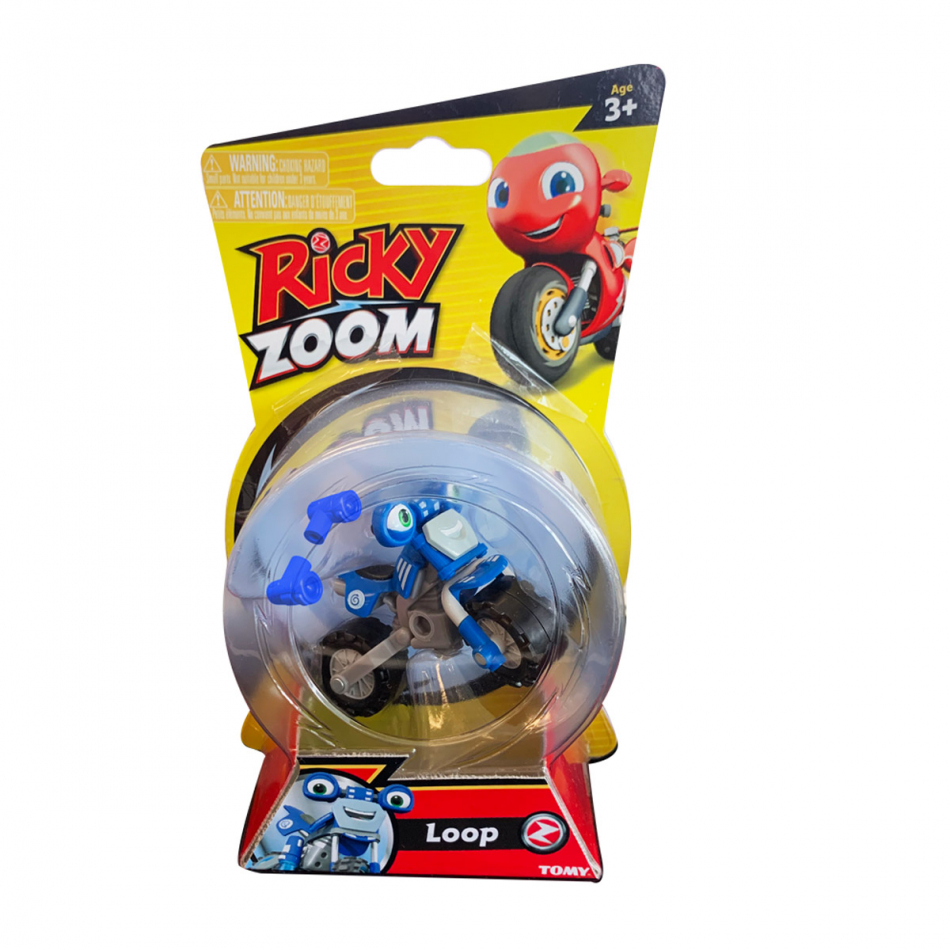 Ricky Zoom Personajes Basico - Loop