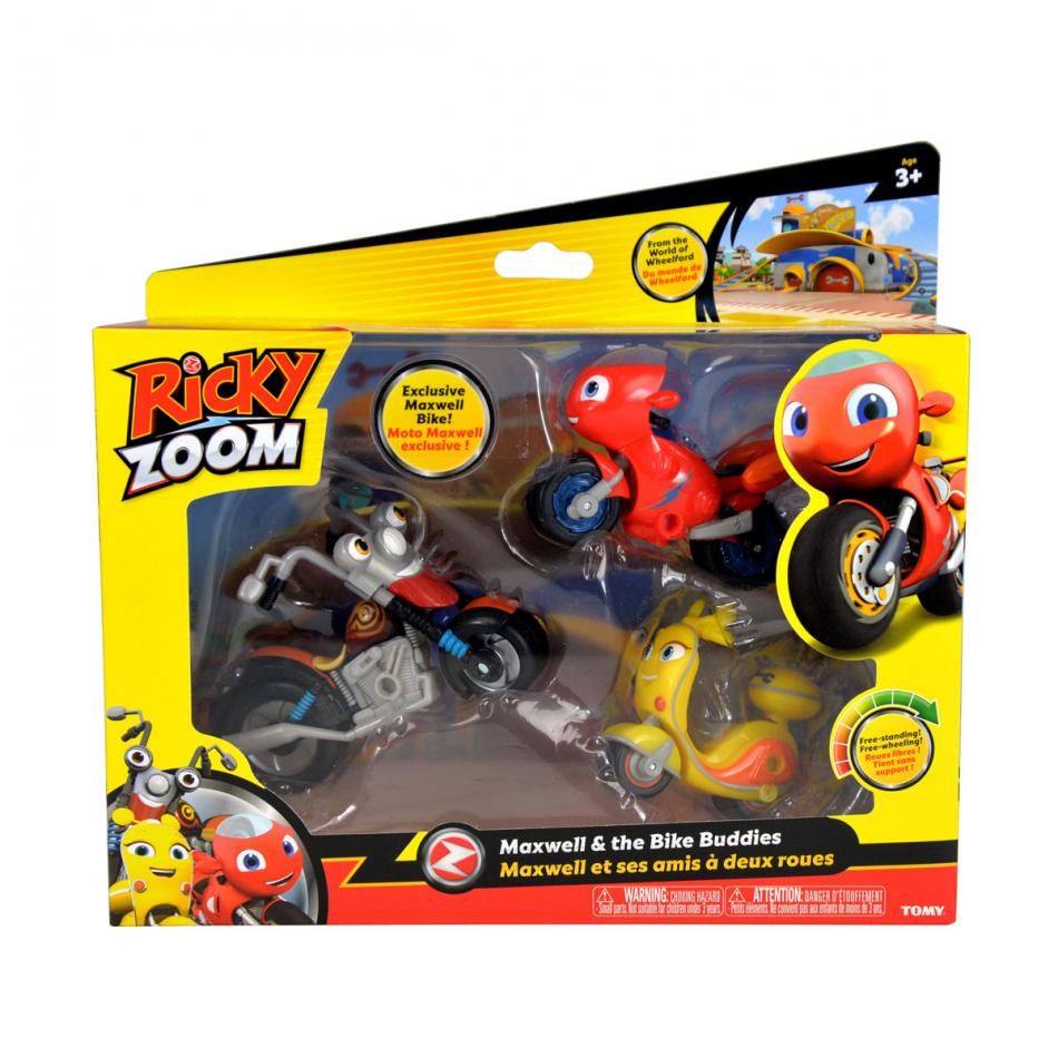 Ricky Zoom Pack 3 Aventuras - surtido 2