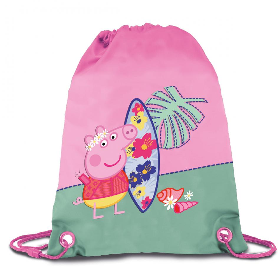 Saquito merienda Peppa Pig