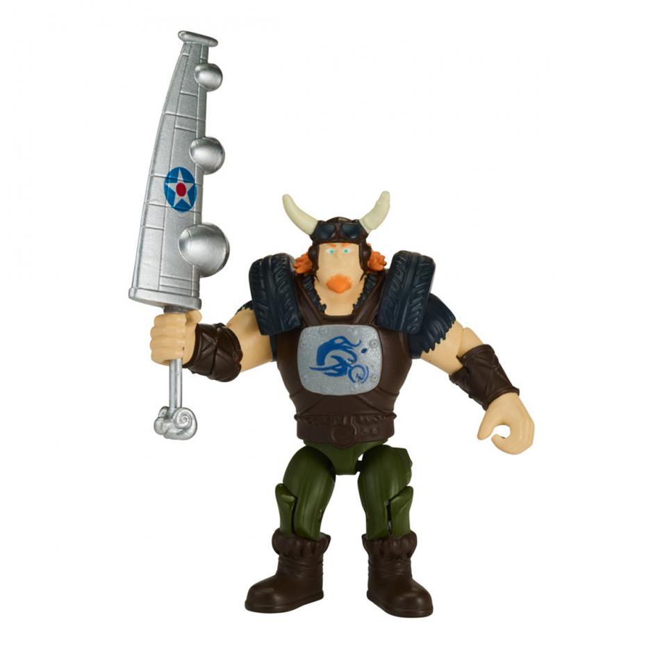 Figuras Zak Storm: Crogar con moneda