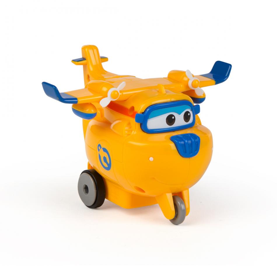 Vehículos de fricción Super Wings Donnie