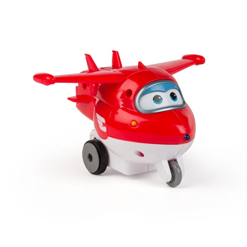 Vehículos de fricción Super Wings Jett