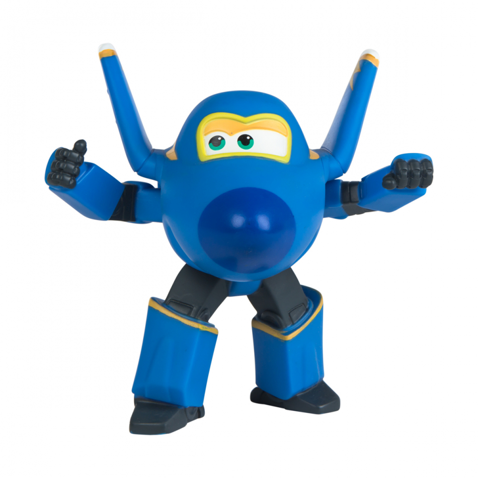 Figura Articulada Super Wings Jerome