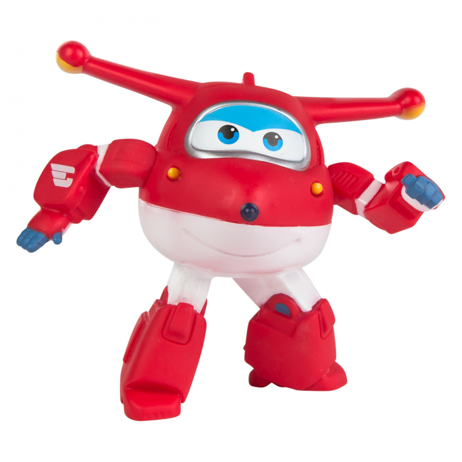 Figura Articulada Super Wings Jett