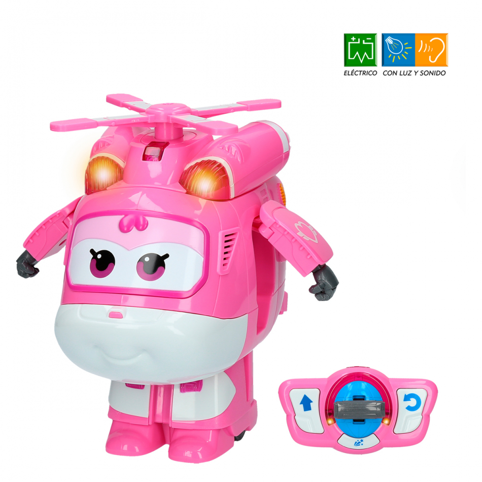 Dizzy Transformable Radio Control Super Wings