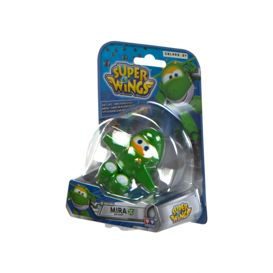 Figura die cast Super Wings Mira