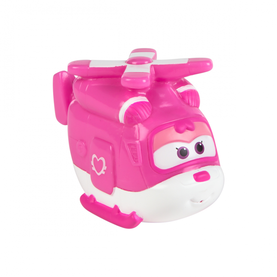 Figura PVC baño Super Wings Dizzy