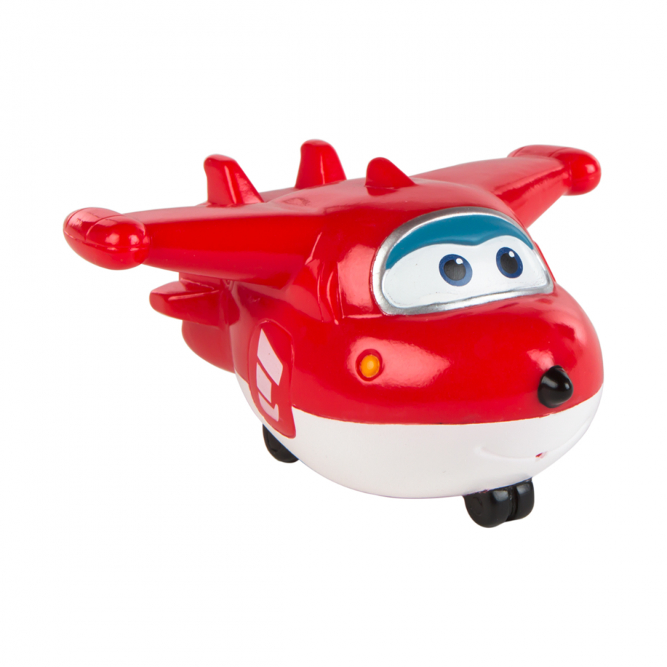Figura PVC baño Super Wings Jett