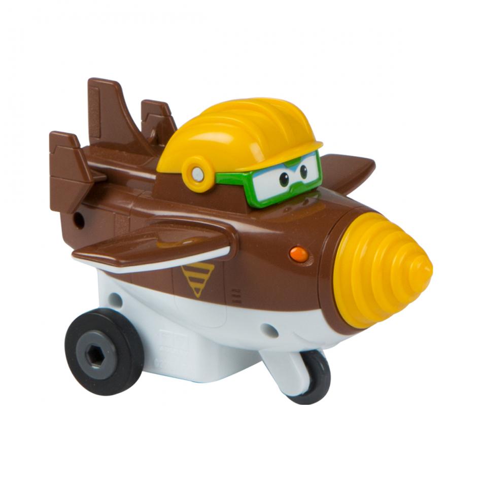 Vehículos de fricción Super Wings Todd