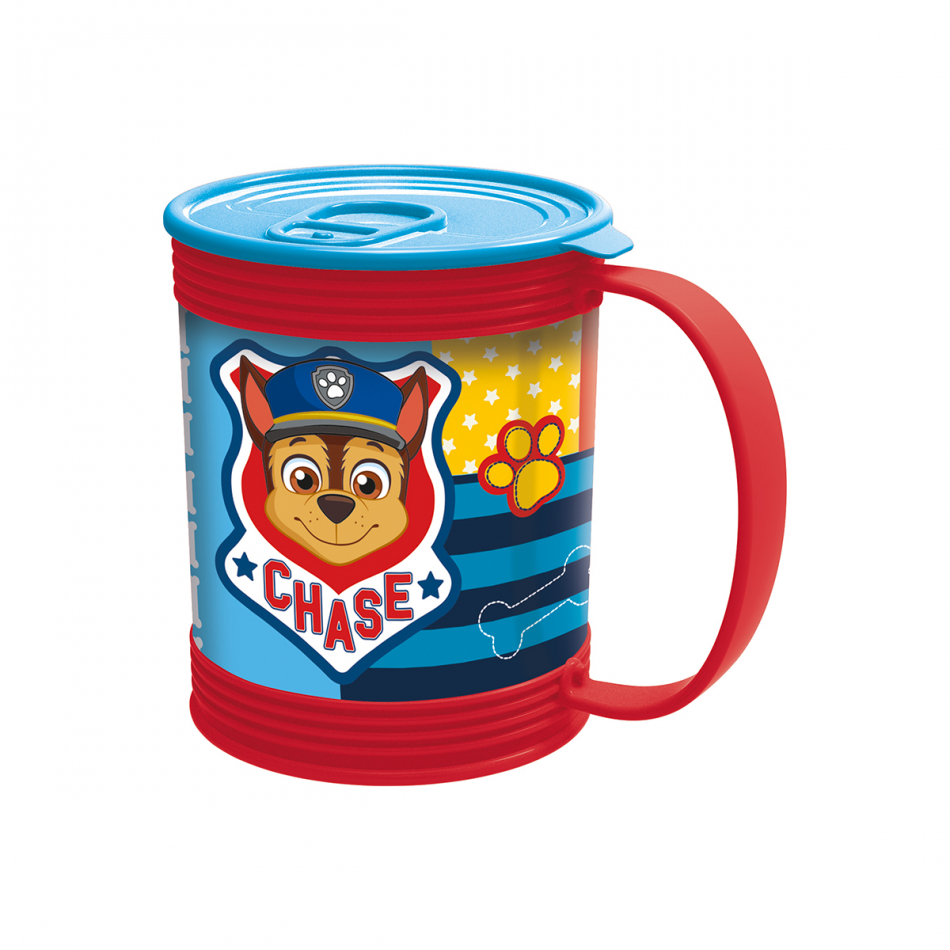 Lata taza - daily use 430ml. La Patrulla Canina