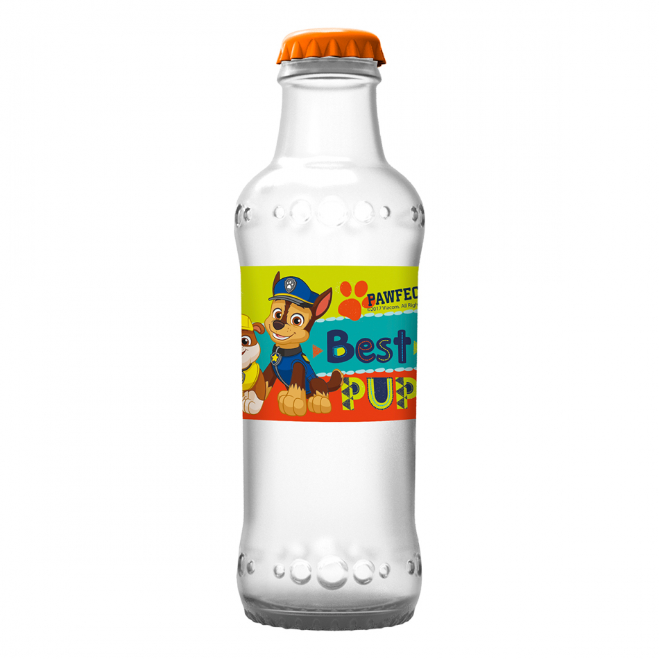 Botella refresco - daily use 390ml. La Patrulla Canina daily use