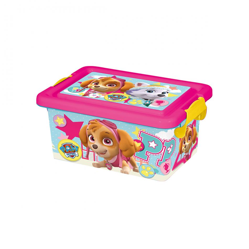 Caja de ordenación 3,7L La Patrulla Canina Girl