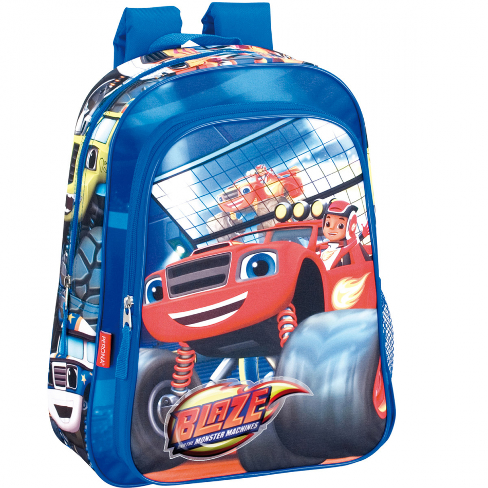 Mochila infantil Blaze and the Monster machines Jump