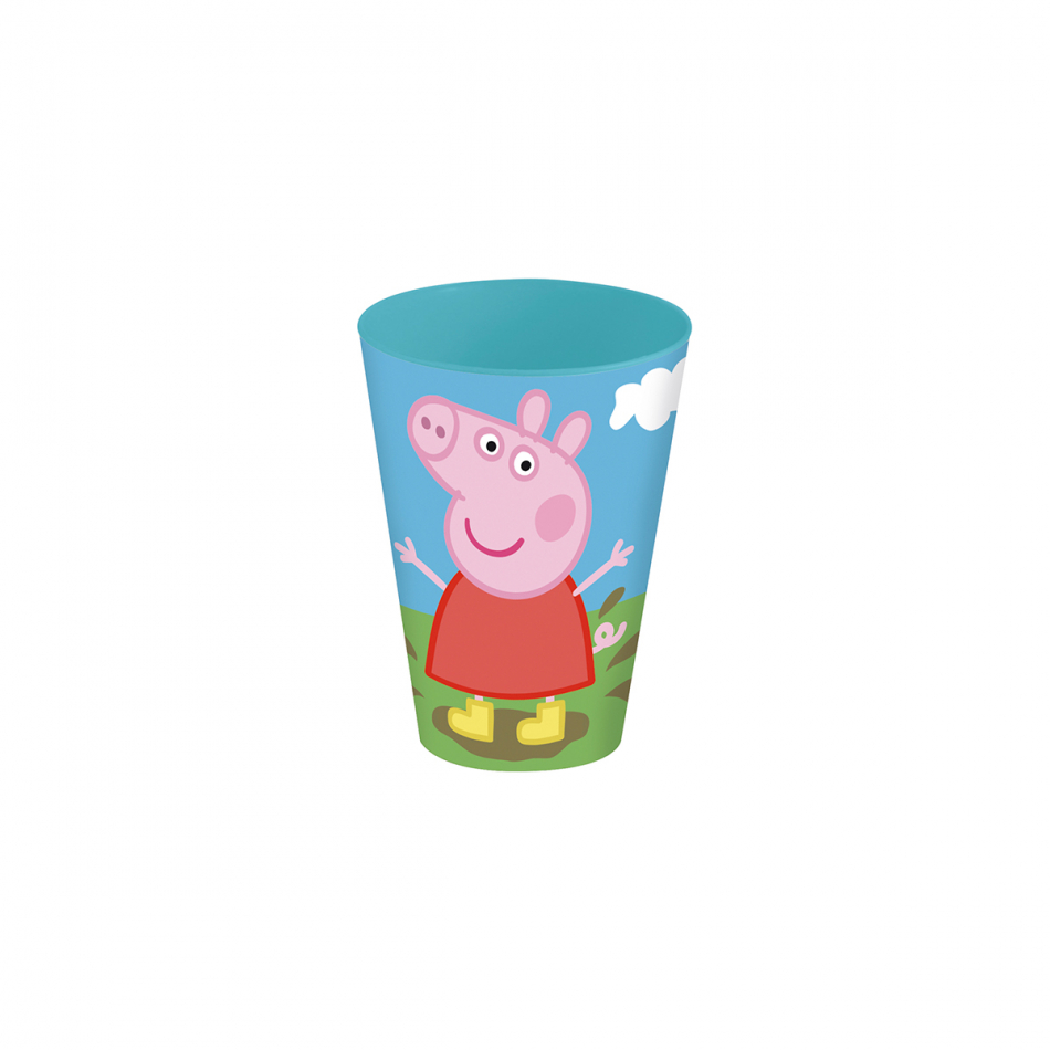 Vaso easy 430ml. Peppa Pig