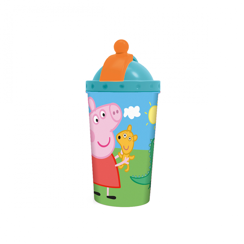 Robot sw 3D top 450ml. Peppa Pig