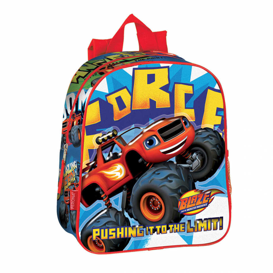 Mochila guardería Blaze and the Monster machines Limit