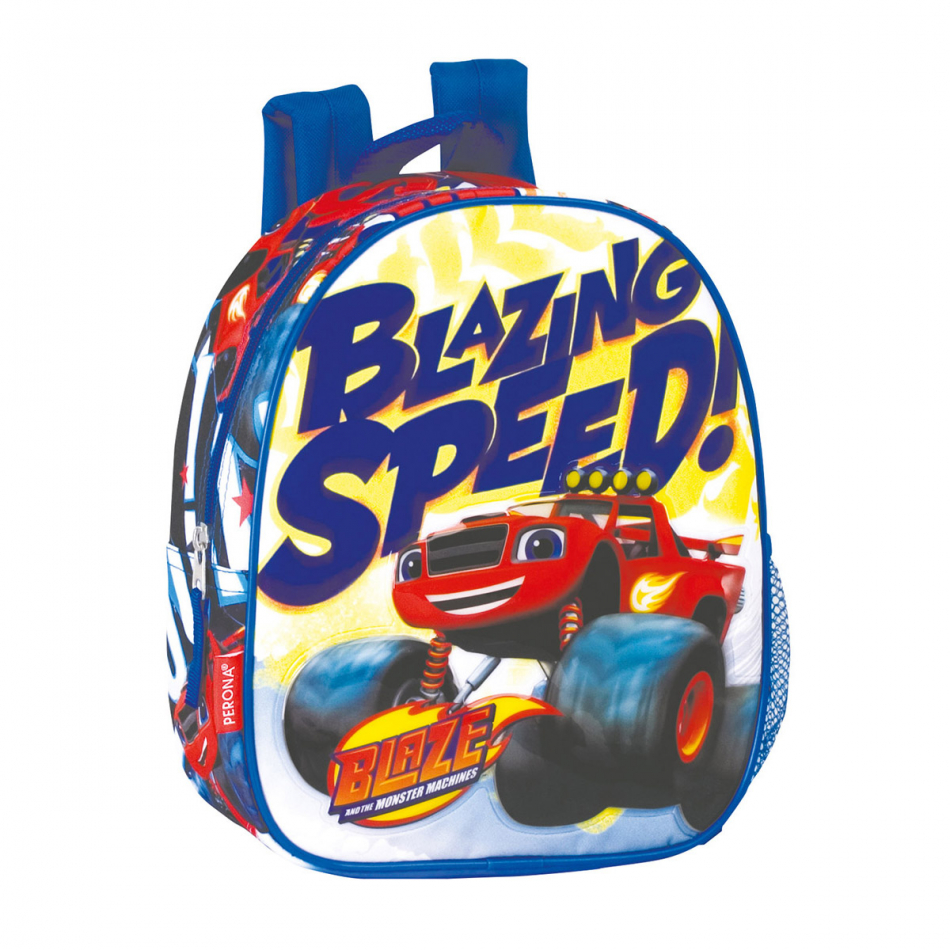 Mochila guardería Blaze and the Monster machines Speed