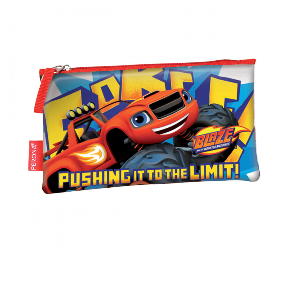 Estuche Plano Blaze and the Monster machines Limit