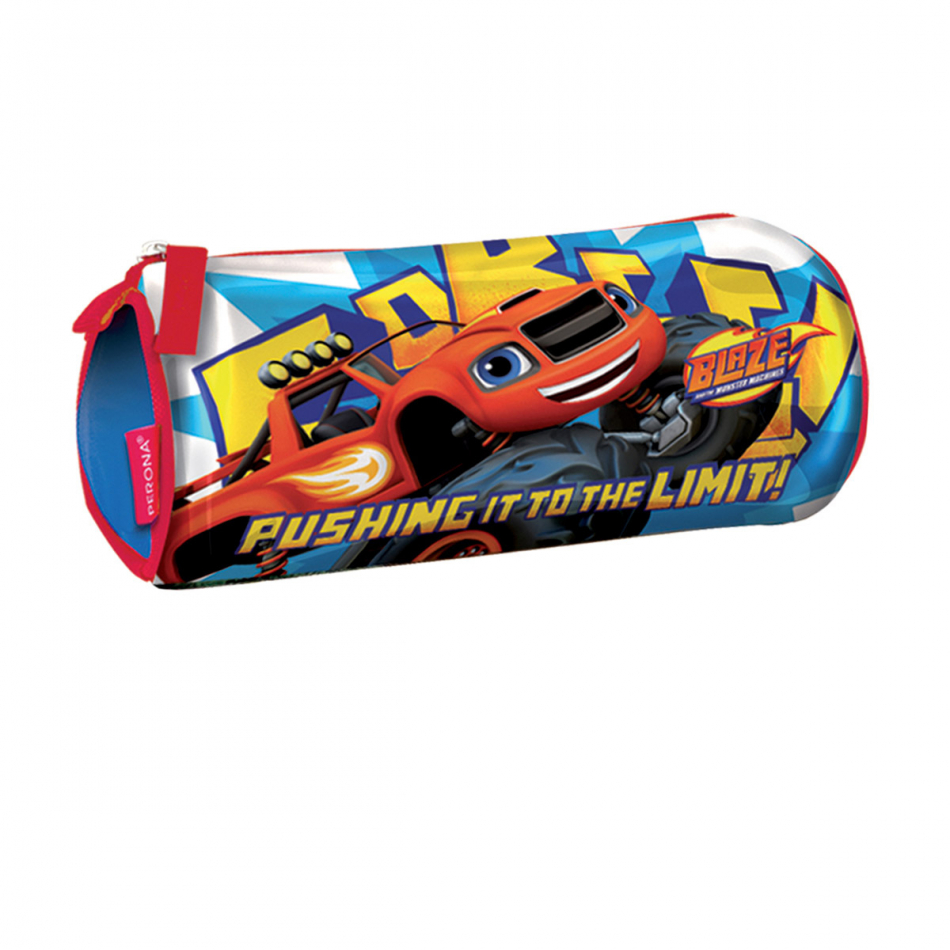 Estuche Tubo Blaze and the Monster machines Limit