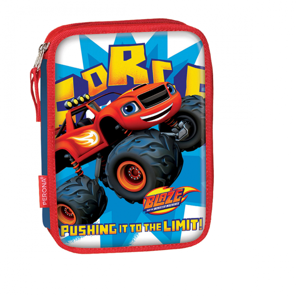 Estuche 12 piezas Blaze and the Monster machines Limit